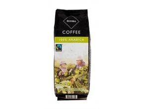 Rioba fair trade 100% arabica zrnkova kava 1kg