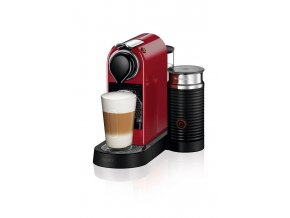 Nespresso Citiz Milk Krups Red2