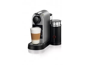 Nespresso Citiz Milk Krups Silver2
