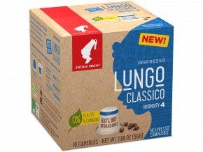 JULIUS MEINL Inspresso Lungo Classico pre Nespresso 10x5,6g biologicky rozlozitelne