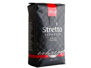 FRANCK Stretto zrnková káva 1kg