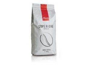 FRANCK Superiore zrnková káva 1kg