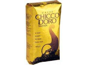 Chicco D'Oro Tradition zrnková káva 250g