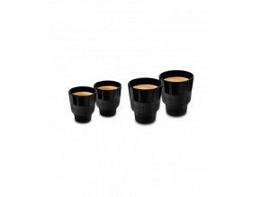 Šálky NESPRESSO Touch espresso lungo set
