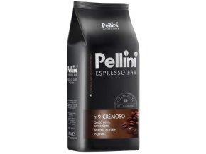 Pellini Espresso Bar n°9 Cremoso zrnková káva 1 kg