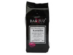 BARZZUZ Kostarika - SHB EP - Honey processed, zrnková 250g