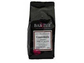 BARZZUZ Guatemala Antigua zrnková káva 250g