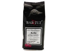 BARZZUZ Keňa AA zrnková káva 250g