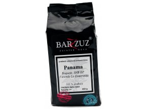 BARZZUZ Panama SHB, zrnková 250g