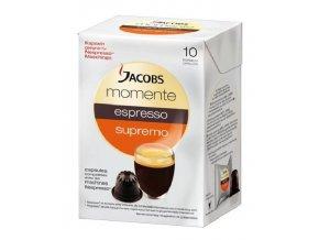JACOBS Momente Espresso Supremo 10x5,6g