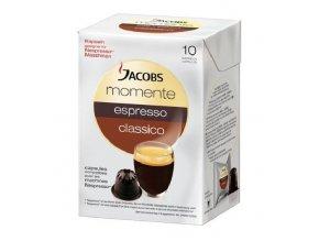 JACOBS Momente Espresso Classico 10x5,6g