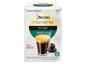 JACOBS Momente Lungo Delicato 10x5,6g