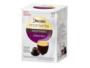 JACOBS Momente Espresso Intenso 10x5,6g