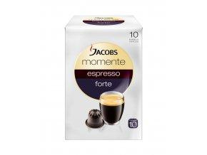 JACOBS Momente Espresso Forte 10x5,6g