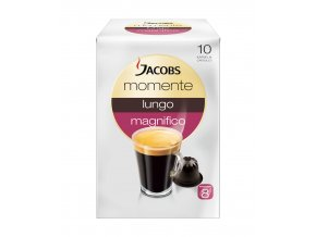 JACOBS Momente Lungo Magnifico 10x5,6g