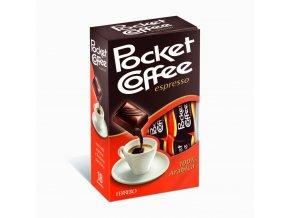 POCKET COFFEE espresso 18 ks