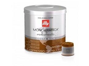 Illy Iperespresso Monoarabica Costa Rica 21 ks