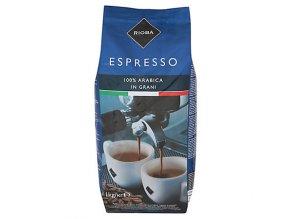 Rioba Espresso 100% Arabica 1kg zrnková káva
