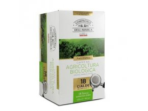 COMPAGNIA dell ARABICA Purissimi Arabica Biologica 18x7g