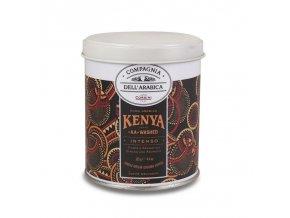 COMPAGNIA DELL ARABICA Kenya AA Washed mletá káva 125g