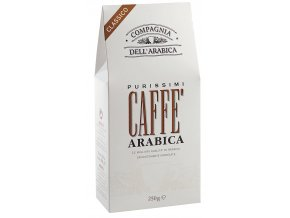 COMPAGNIA DELL ARABICA Purissimi Arabica mletá káva 125g