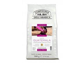COMPAGNIA Dell ARABICA Guatemala Huehuetenango zrnková káva 500g