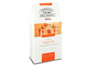 COMPAGNIA Dell ARABICA India Monsooned Malabar mletá káva 250g