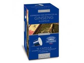 COMPAGNIA DELL ARABICA Nespresso Ginseng 10x5,2g