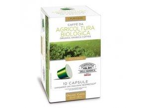 COMPAGNIA DELL ARABICA Nespresso Agricoltura Biologica 10x5,2g