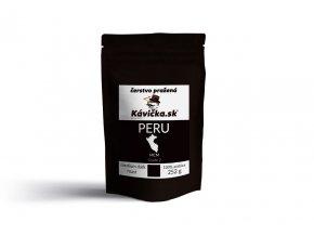 Peru MCM Grade 2 zrnková káva 250g