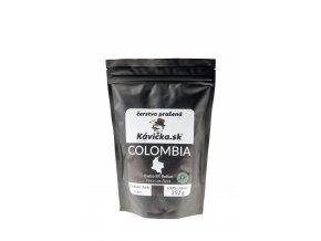 čerstvo pražená káva 250g Colombia