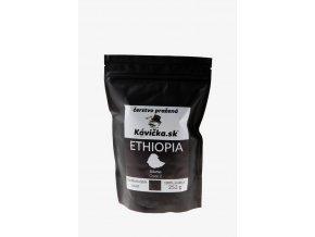 čerstvo pražená káva 250g Ethiopia