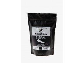čerstvo pražená káva 250g Nepal