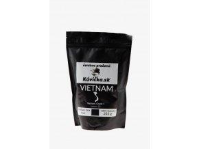 čerstvo pražená káva 250g Vietnam