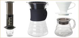 Alternatívna príprava kávy