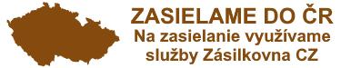 Zasielanie do ČR