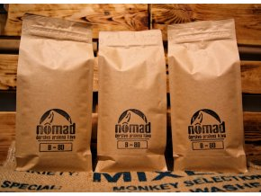 Zvýhodnený SET praženej kávy - 2+1 kg