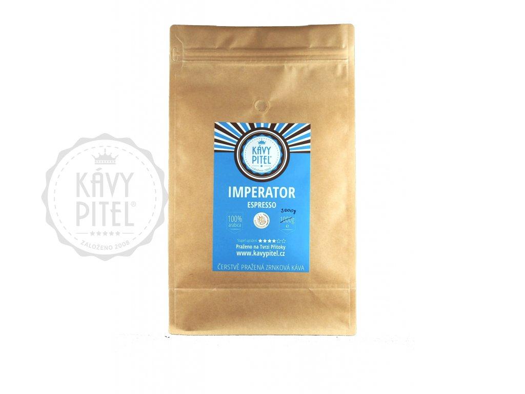 imperator smes zrnkova kava kavy pitel 3000g