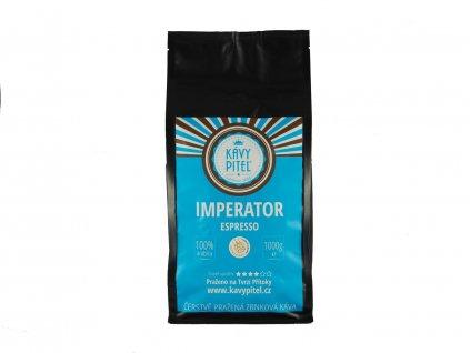 imperator zrnkova kava kavy pitel 1000g