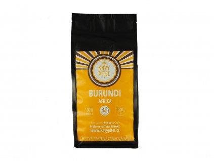 burundi AA zrnkova kava kavy pitel 1000g