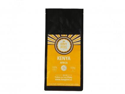 kenya keňa zrnkova kava kavy pitel 1000g