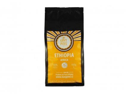 ethiopia etiopie zrnkova kava kavy pitel 1000g