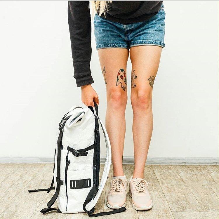 Recyklované batohy