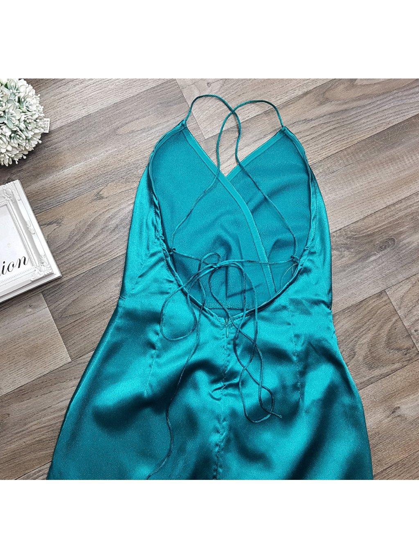 Saténové šaty Lola - Keira Fashion e97308e501c