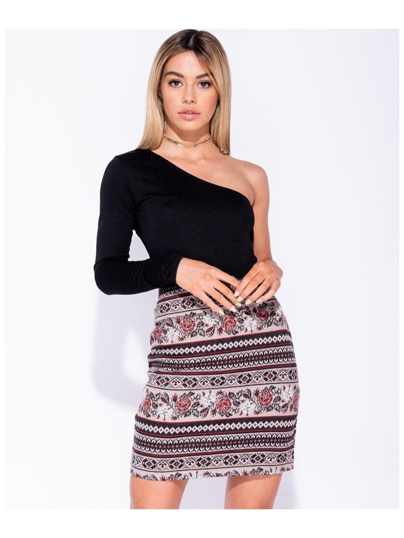 dámska mini sukňa