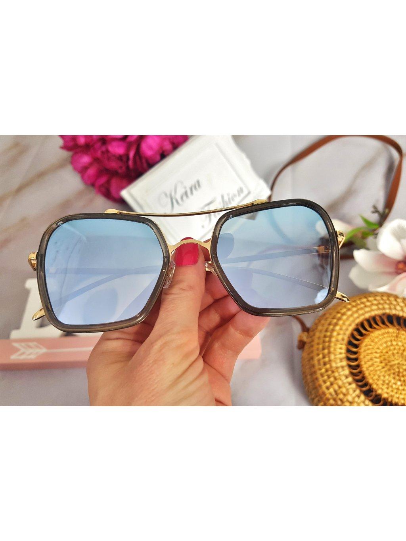 zrkadlové slnečné okuliare
