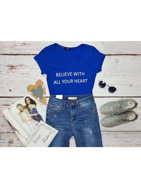 Body Believe -modré