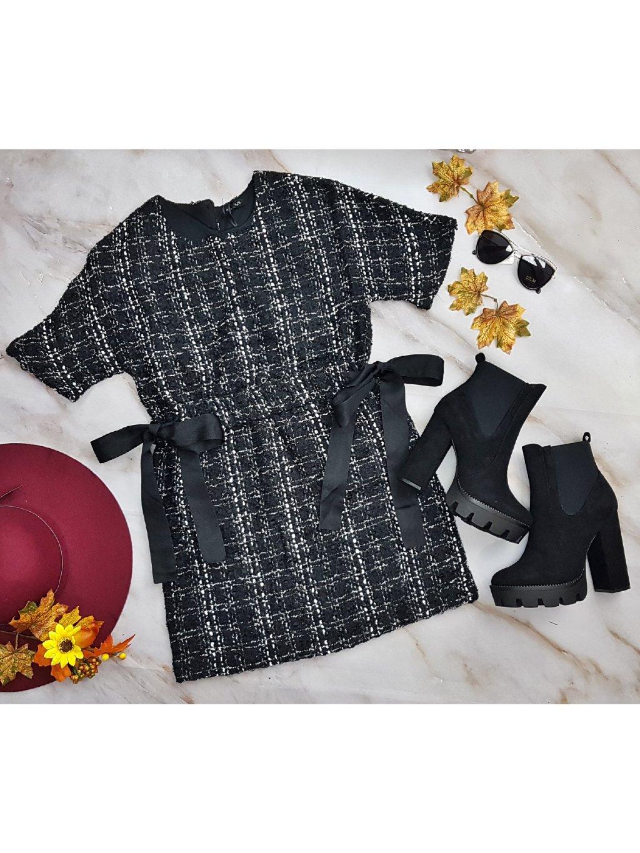 teplé dámske šaty