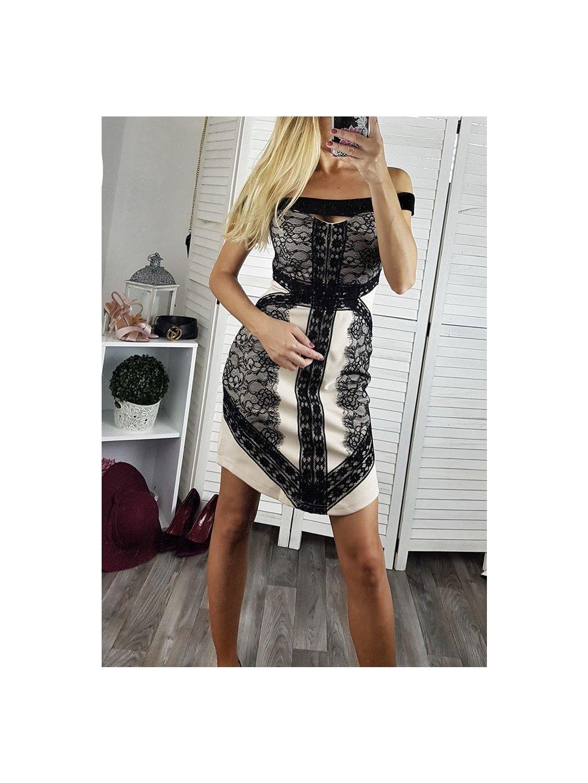 elegantné šaty za super cenu