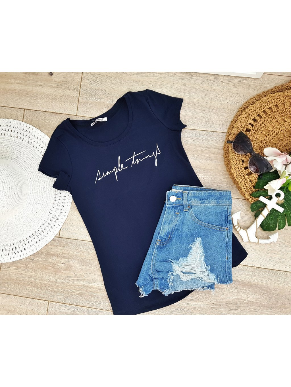 tričko simple things